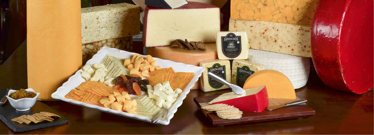 Springside Cheese Assortment