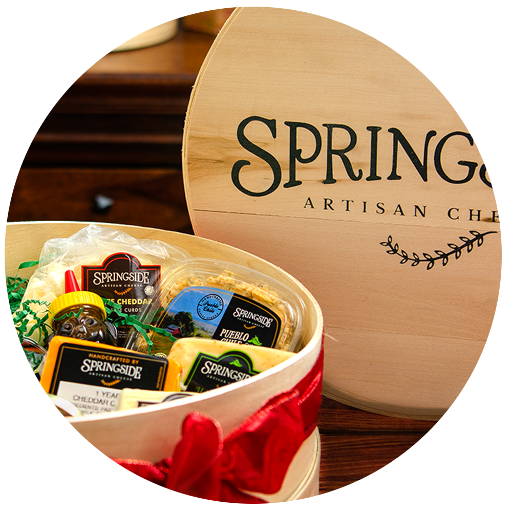 Springside Cheese Gift Box